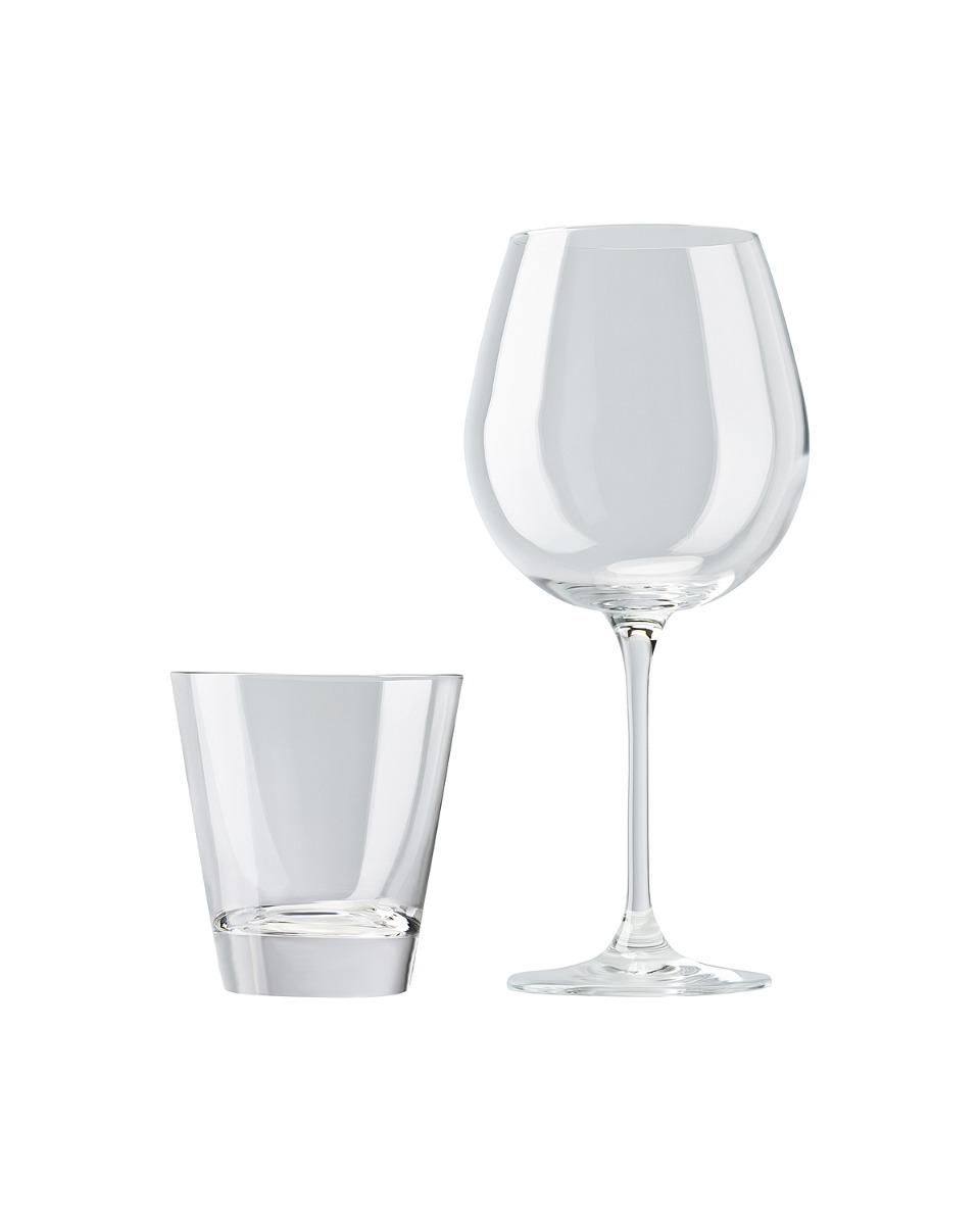 Calici Vino E Acqua rosenthal / divino glatt / set 18 bicchieri acqua, calici