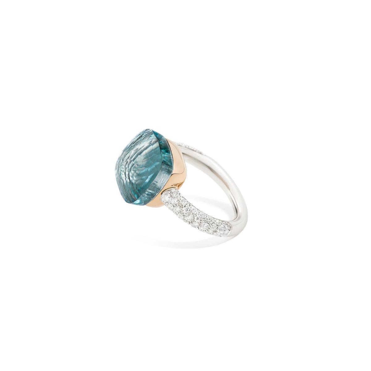 A.B201/O6 / Oi Pomellato / Nude Maxi / Ring / Rose Gold