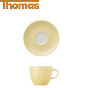 Arancione 14741 14.5 cm Porcellana Thomas Sunny Day Sottotazza per Tazza da Caff/è // T/è Lavabile in Lavastoviglie